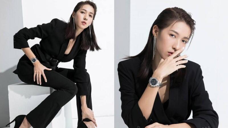 天梭表重新定義女裝腕錶   展現女性絕佳氣場 楊晴「戴」出PR 100 SPORT CHIC系列   雙面風格時尚