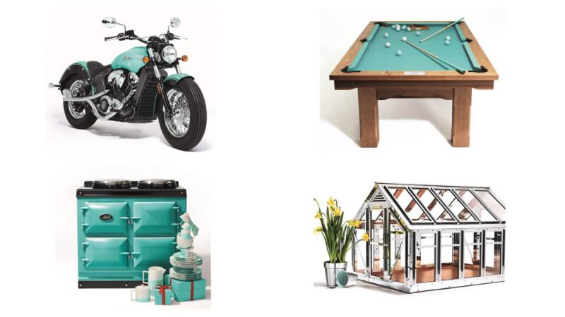 鑄鐵烤箱、重型機車、撞球檯、旅遊套裝行程…,天啊,Tiffany & Co. 竟然有賣這些,實在太狂了啦!!!