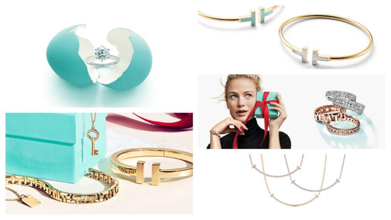 【Tiffany & Co. 2019熱賣 TOP5】酷酷的 T True、甜甜的 T Smile、超經典 The Yard,珠寶迷最愛的設計原來是這些…!
