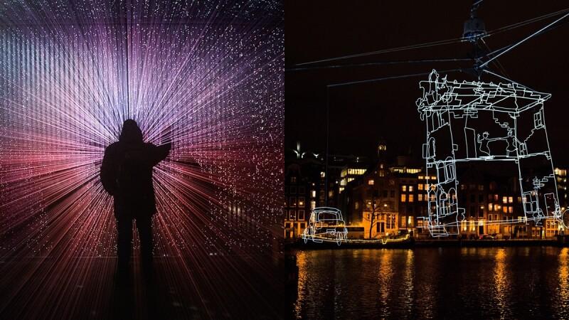 「2020月津港燈節」奇幻登場!超過20組作品以海市蜃樓為主題,首度加入阿姆斯特丹燈節作品、AR科技