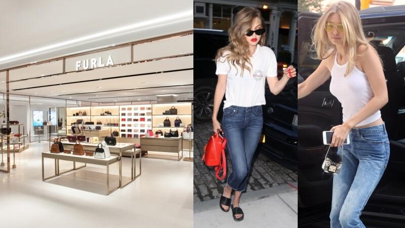 連Gigi Hadid都愛背的輕奢包!台灣首間FURLA旗艦概念店開在這處,可以逛到最齊全的包包