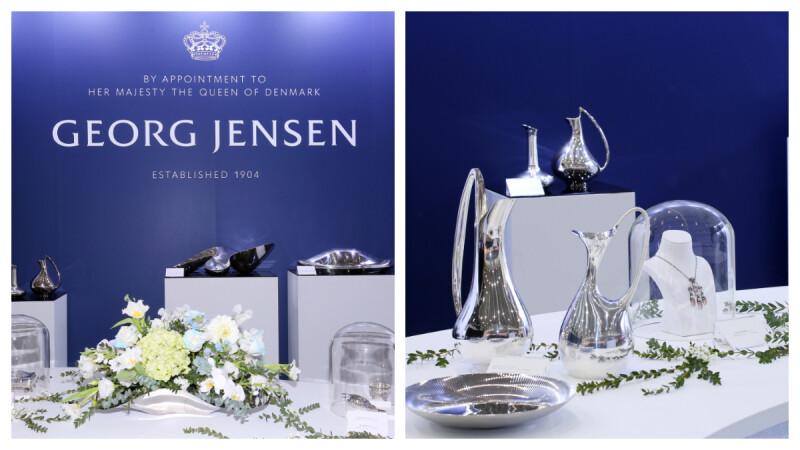每一件都嘆為觀止!喬治傑生 Georg Jensen 攜手台北當代藝術博覽會,以百年精湛銀藝打造藝術等級作品
