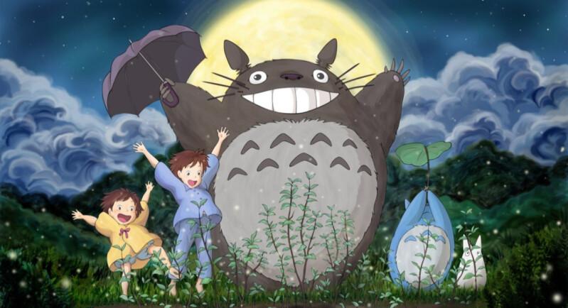 Netflix 2月初吉卜力21部動畫上線,從《龍貓》、《天空之城》到《神隱少女》,讓宮崎駿陪你直到永遠