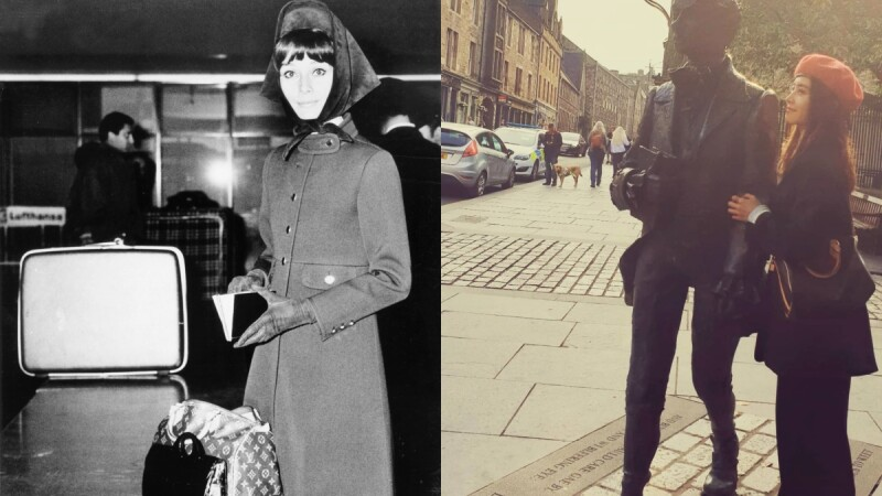 【時尚小學堂】奧黛麗赫本催生LV小包,連Jolin都還在背!5大細節讓妳秒懂時尚迷都該知道的Speedy
