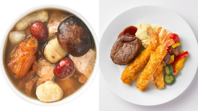 IKEA春節新菜單來了!佛跳牆重磅回歸、海陸大餐、炸蝦香蔥飯讓吃貨大滿足,年菜還能帶回家圍爐
