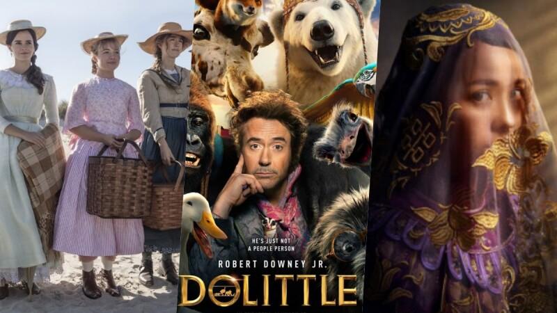 2020春節電影推薦!過年強檔驚悚、犯罪、賀歲片8部電影公開,必看彼岸之嫁、她們