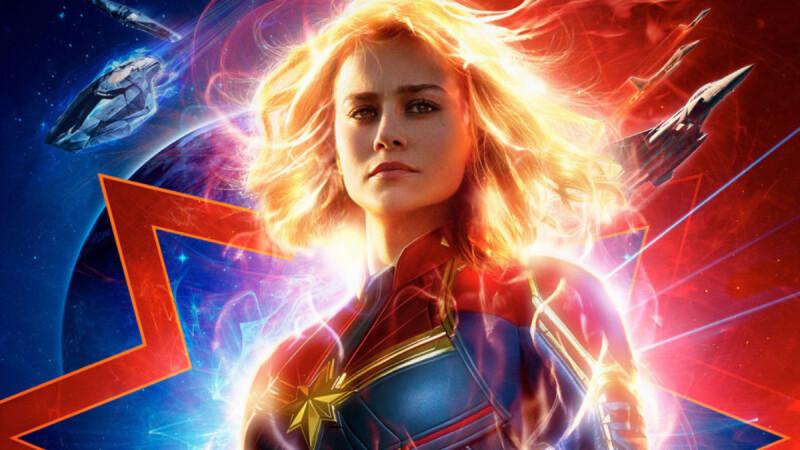 《驚奇隊長2》將正式啟動!漫威女英雄布麗拉森再回歸,預計2022年登場