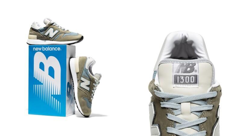 不是資深球迷可能買不到!New Balance五年限量復刻的鞋皇M1300再現,同步推出平價版本