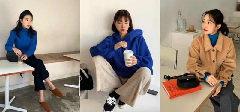 時尚女孩必看:跟著韓妞穿 2020 pantone 代表色「 經典藍 」讓穿搭瞬間時髦起來!