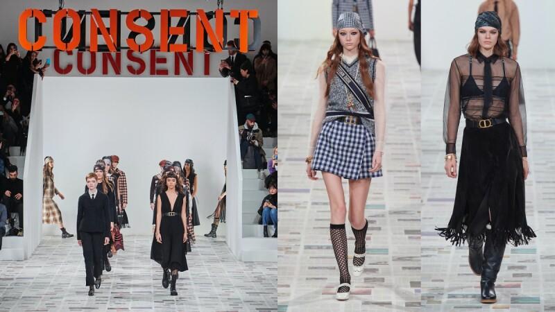 2020秋冬巴黎時裝週|「女性美是既存的」Dior再次以強而有力的宣示,成為當代女性最堅強的後盾!
