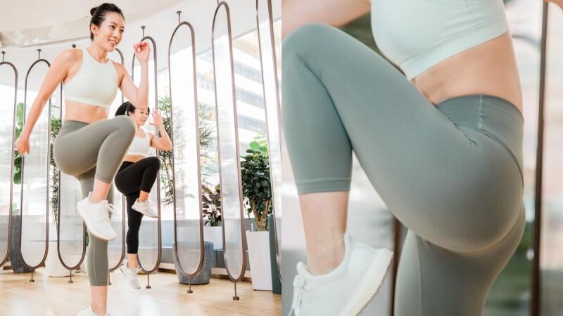 穿上lululemon的瑜伽褲像沒穿,「猶如裸腿」的第二層肌膚!身為運動咖,妳一定要知道