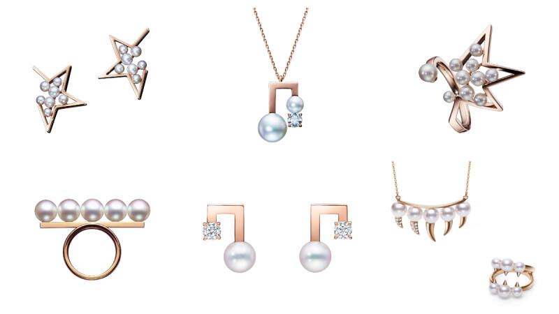 呼叫珍珠控,TASAKI 推出全新櫻花金系列珠寶,三大經典系列以溫潤質地與小巧設計展現春季浪漫。