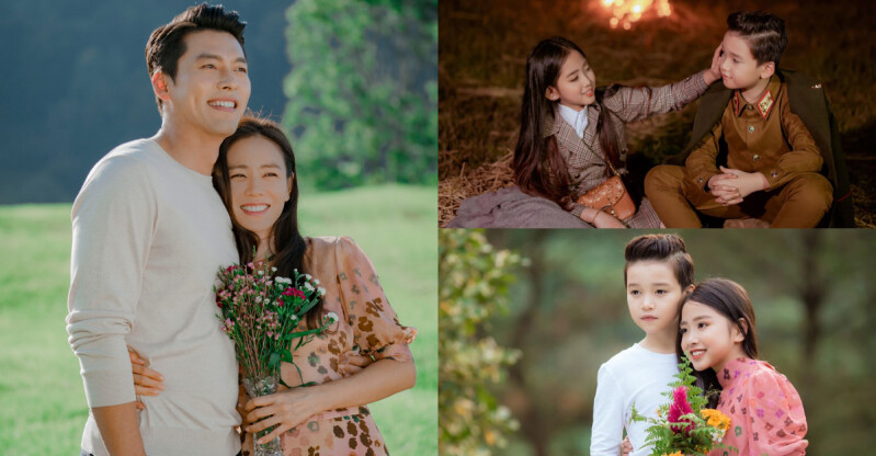 《愛的迫降》神還原!越南兒童版「利正赫」&「尹世理」,帥氣漂亮程度不輸玄彬、孫藝珍!