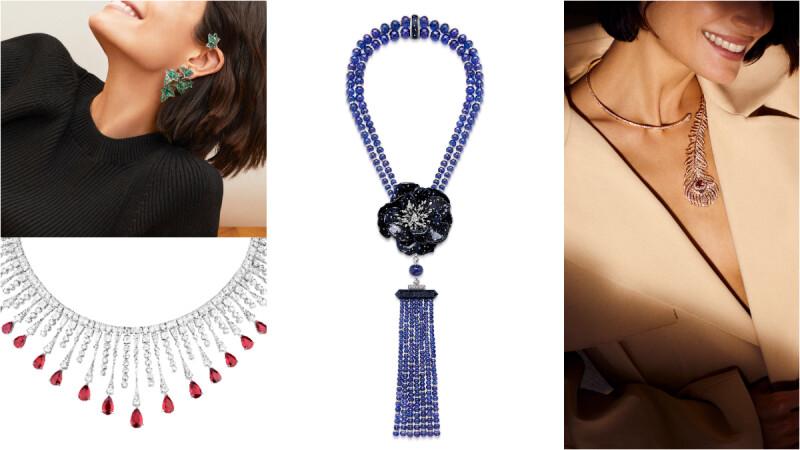 Boucheron 寶詩龍 Classics & Signatures 頂級珠寶展登台,用絕美問號、浪漫光束、珍稀寶石等三大篇章說精采故事。