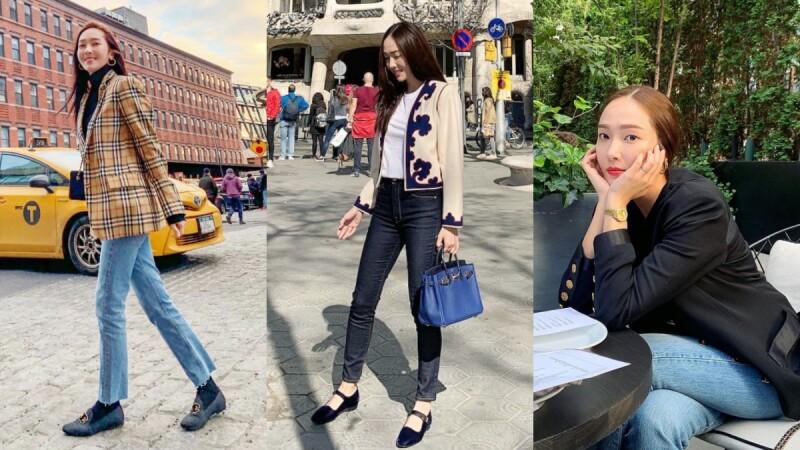 想時髦卻不失專業感,想率性卻不顯隨意,韓國時尚女神Jessica Jung的辦公穿搭提案,將帶給你滿滿靈感!