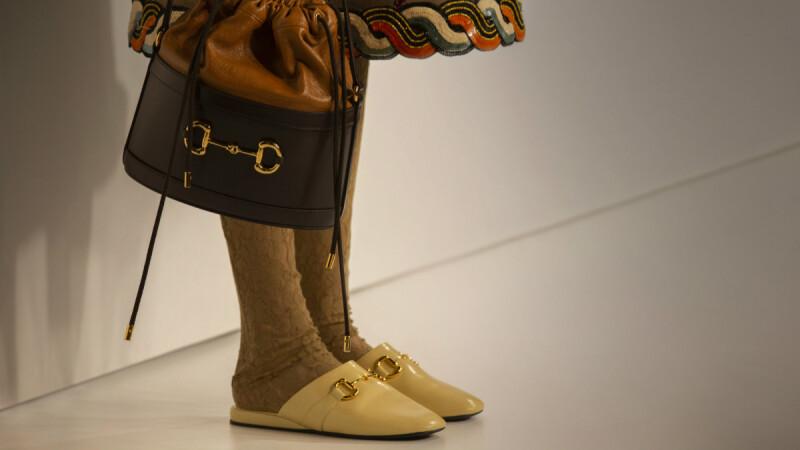 穿越60年的靈魂元素「馬銜鍊」 經典輪迴再進化:Gucci Horsebit 系列