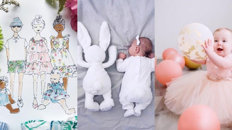 生日、節慶、派對、日常OOTD...各式場合的童裝甚至親子裝在這都可以找到!