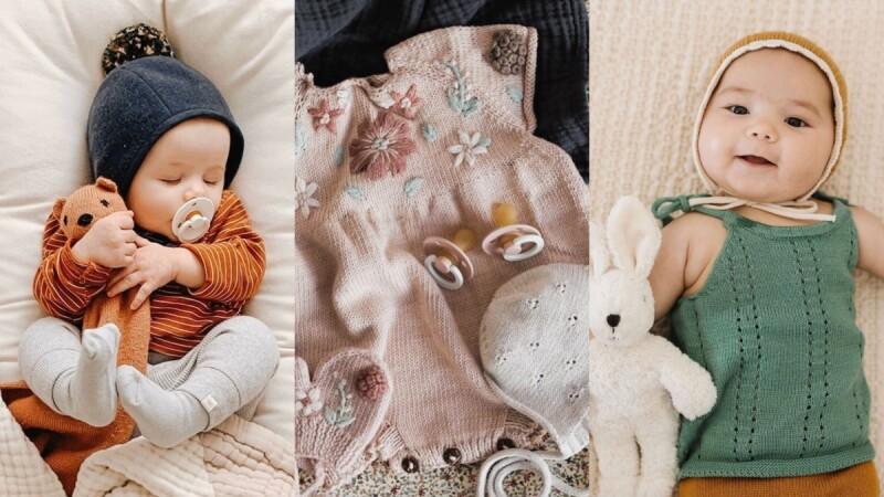 四家恬靜溫雅童裝品牌,提升寶貝們清新可愛的溫柔氣息!
