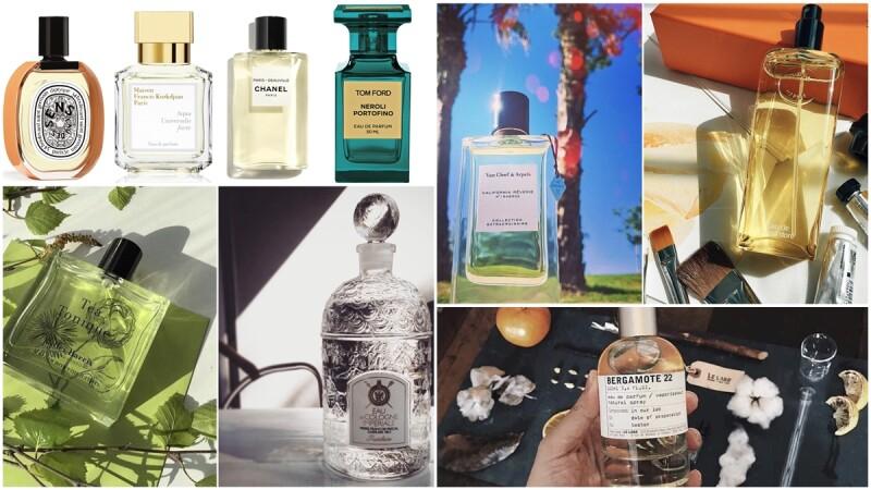 9款充滿幸福感的明亮香水,用【清新柑橘調】度過煩悶焦躁的夏日吧
