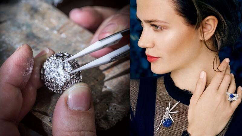 Van Cleef & Arpels以自然主義打造傳世珠寶經典,感受True value 和大自然談場戀愛