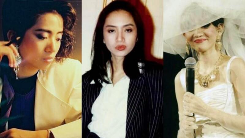 叛逆、溫柔、強韌、大膽...一代香港巨星梅豔芳的百變風格回顧史!