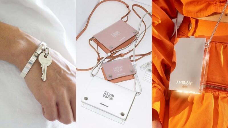 配件控看過來!三大風格獨具的新奇首飾配件,完整你潮流滿感 #OOTD!