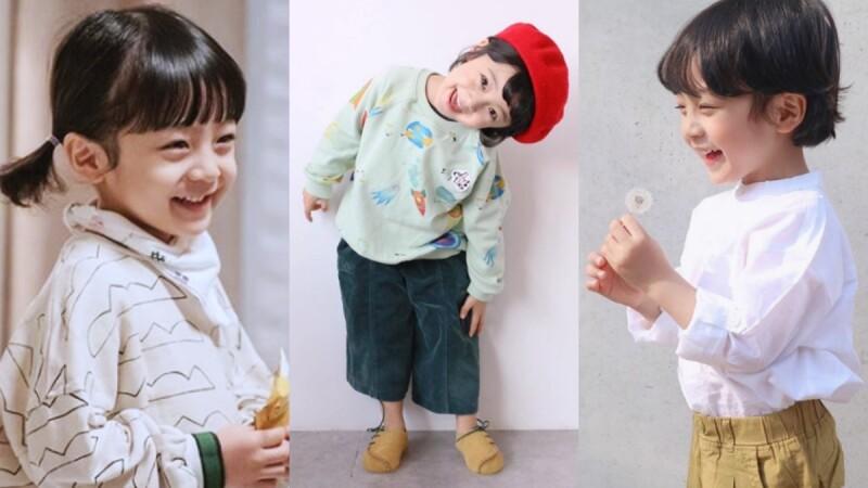 姊姊媽媽看過來!《鬼媽媽》超萌小童星徐宇真戲裡戲外的時髦穿搭特輯!