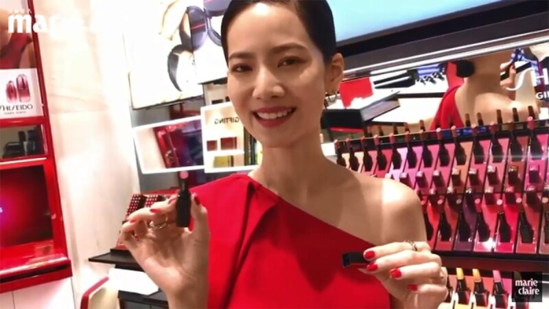 Shiseido Ginza Tokyo 資生堂國際櫃遠東信義A13全台首家頂規旗艦店開幕,曾之喬現身分享愛用品