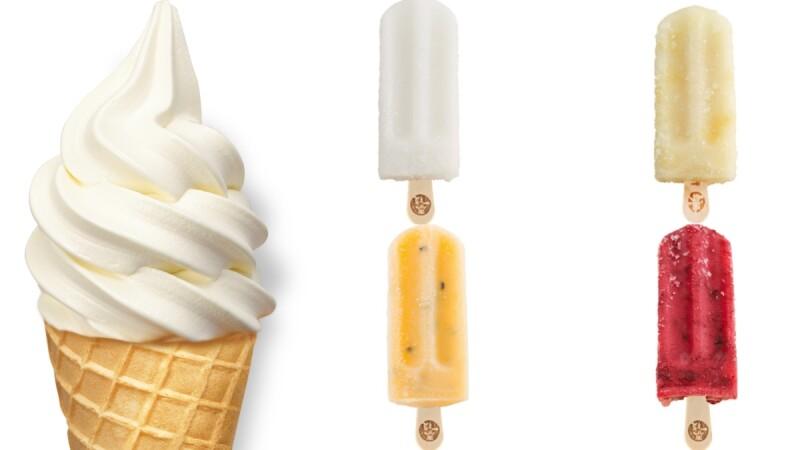 IKEA初夏限定「白桃霜淇淋」來了!清甜桃子與奶香完美結合,還有5種台灣味水果冰棒,一口咬下超消暑