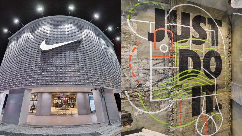 Nike西門紅樓店全新開幕!結合紅樓獨有文化、絕美樓梯牆、貼心寄物服務…5大理由不逛不行