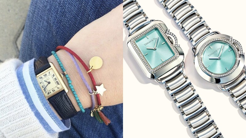 一只好手錶會帶你走向美好的地方!Cartier、Bulgari、Hermès、Tiffany、LV、Omega…10萬以下經典款手錶推薦(持續更新