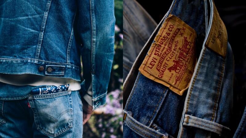 Levi's® 百年牛仔褲專家教你正確「養褲秘訣」,水洗&不洗的差別是什麼?