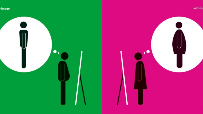 《Man Meets Woman》男女大不同?設計師劉揚用圖畫告訴你,男女之間到底都在想什麼