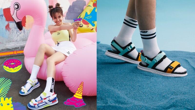 涼鞋的季節又來了!運動品牌涼鞋總整理:Nike、Puma、New Balance⋯⋯