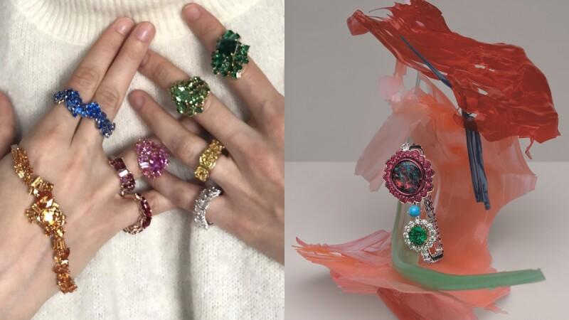一顆主石不夠看!全新雙主石設計的Dior et Moi珠寶系列暨腕錶展登場