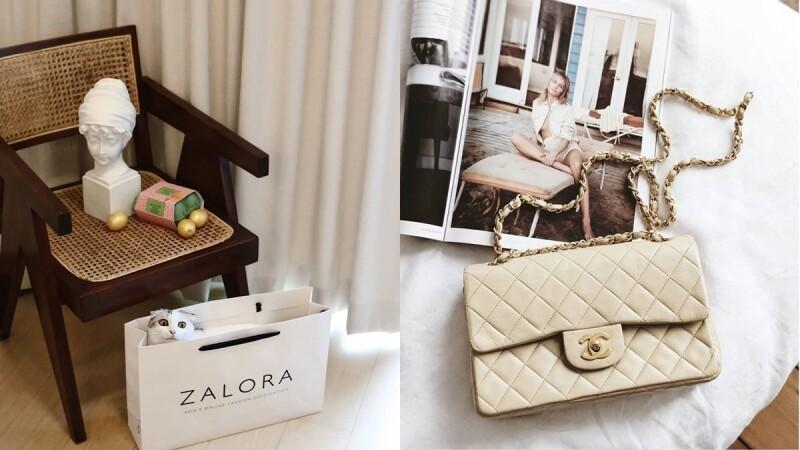 專家鑑定不怕買到假貨!Zalora購物網站上架Hermès、Gucci、Chanel二手精品包,台灣即將開賣