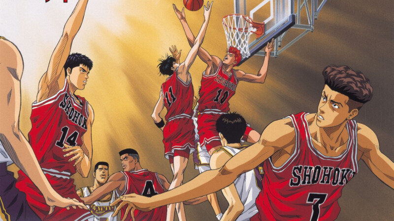 《灌籃高手》首度在影音串流平台也能看到了!101集國日語雙版本上架,重溫籃球熱血金句:「一旦放棄,比賽就結束了。」