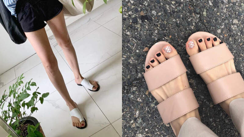 從農婦腳變貴婦腳!足部保養3大須知記起來,大膽露出腳指甲,穿起涼鞋更有魅力