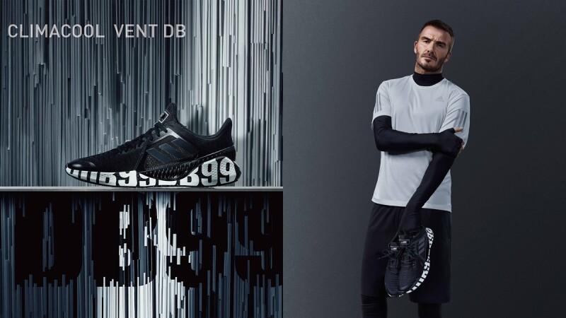女鞋尺寸也有!adidas再攜手David Beckham貝克漢推出聯名鞋款黑魂Climacool