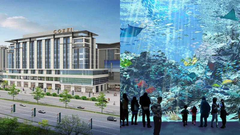 桃園新光影城斥資四億打造!緊鄰超夢幻XPARK水族館,擁有全台首座Dolby Cinema杜比影院