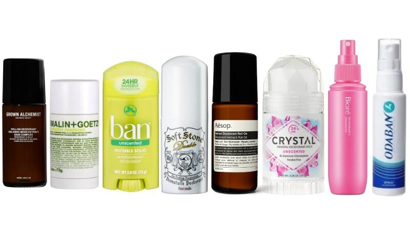 止汗劑、體香膏其實不一樣!這樣使用最正確。加碼PTT、Dcard網路最推薦8款