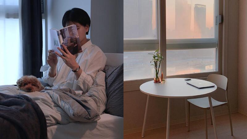 憧憬般的理想生活!她將日常譜成小詩,療癒系韓國 YouTuber 슛뚜 Sueddu 無事發生的每一天。