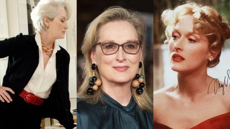 「梅姨」Meryl Streep七部經典電影《穿著Prada的惡魔》、《媽媽咪呀!》...造型&金句回顧