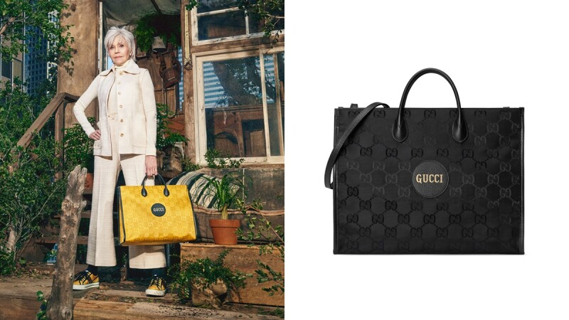 Gucci創意總監Alessandro Michele拿廢料做包包!推出首個可持續系列Gucci Off The Grid