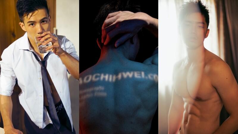 深夜限定!集結台灣素人帥哥大秀肌肉入鏡,三大2020話題鮮肉寫真集