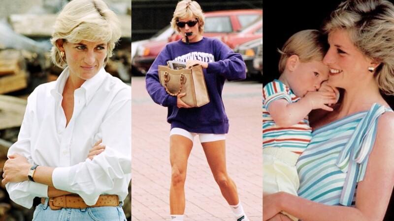 英國最美王妃黛安娜的夏日衣櫥大公開!十套精選範本提供你滿滿穿搭靈感