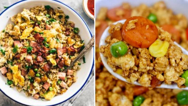"""不是花椰菜飯!一粒米都不加的""""低脂醬油炒飯""""超美味!食譜怎麽做通通告訴妳!"""