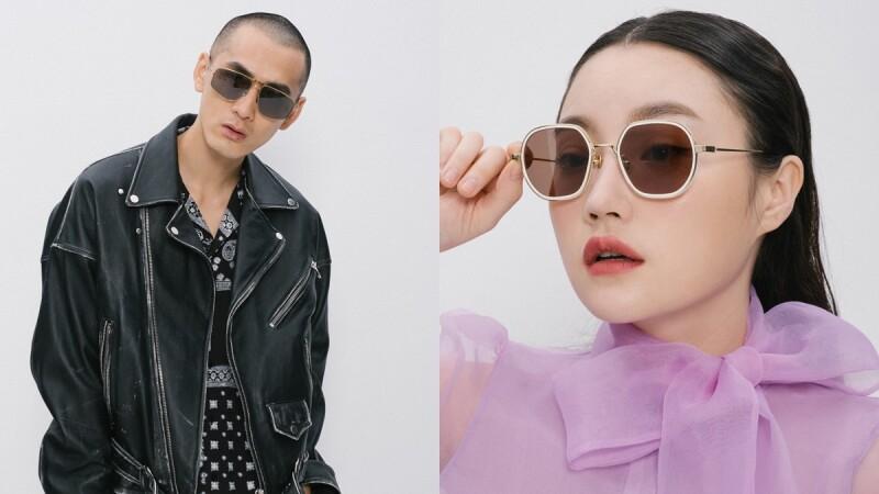 小眾墨鏡品牌再一間!受到時尚圈追捧的眼鏡品牌Accrue,明星系列帶你一次看