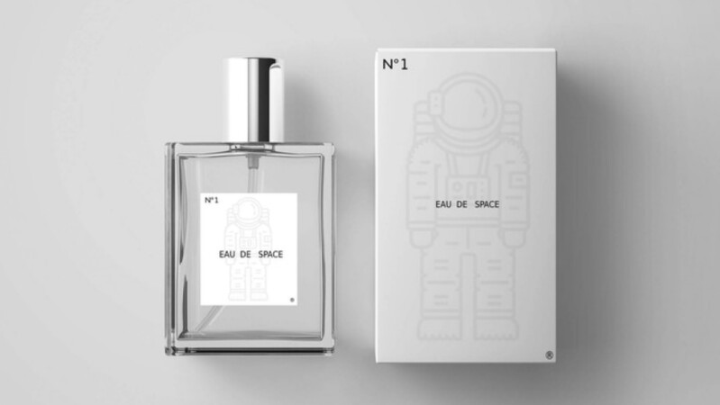 NASA推出外太空香水Eau de Space,是烤牛排、加上覆盆子和蘭姆酒的味道!