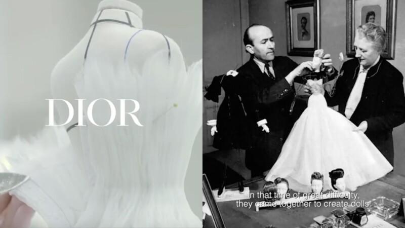 2020/21秋冬季高級訂製系列 Dior時裝秀直播線上看!將在7/6晚上8點半登場